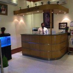 Отель Hamilton Hotel Apartments ОАЭ, Аджман - отзывы, цены и фото номеров - забронировать отель Hamilton Hotel Apartments онлайн интерьер отеля фото 2