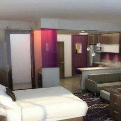 Отель Residence Inn Los Angeles L.A. LIVE США, Лос-Анджелес - отзывы, цены и фото номеров - забронировать отель Residence Inn Los Angeles L.A. LIVE онлайн комната для гостей фото 5
