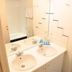 Отель Eu Residence by Apartmentsapart Brussels Бельгия, Брюссель - отзывы, цены и фото номеров - забронировать отель Eu Residence by Apartmentsapart Brussels онлайн ванная