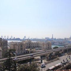 Отель New Alexander Генуя балкон