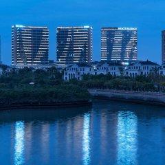 Отель Hyatt Regency Xiamen Wuyuanwan Китай, Сямынь - отзывы, цены и фото номеров - забронировать отель Hyatt Regency Xiamen Wuyuanwan онлайн пляж