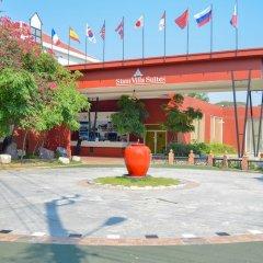 Отель Ta Residence Suvarnabhumi Бангкок парковка
