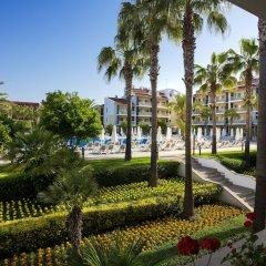 Barut B Suites Турция, Сиде - отзывы, цены и фото номеров - забронировать отель Barut B Suites онлайн приотельная территория