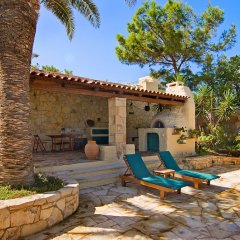 Отель Aegean Blue Villa фото 2