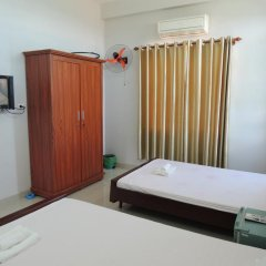 Huong Bien Hotel Halong комната для гостей