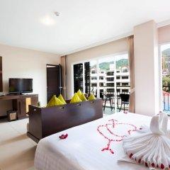 Andakira Hotel 4* Стандартный номер с разными типами кроватей