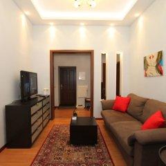 Апартаменты TVST Apartments Bolshaya Dmitrovka комната для гостей