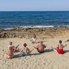 Отель Dessole Malia Beach – All Inclusive фитнесс-зал фото 3