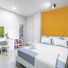 Saigon Night Hotel комната для гостей фото 3