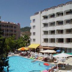 Intermar Hotel Турция, Мармарис - отзывы, цены и фото номеров - забронировать отель Intermar Hotel онлайн бассейн фото 2