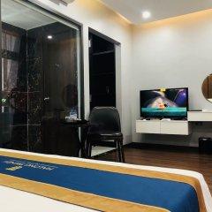 Ha Long Trendy Hotel удобства в номере фото 2