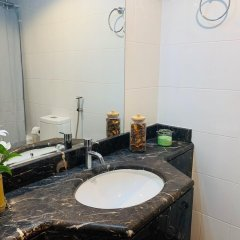 Отель Downtown 2bedroom Holidays R Us Дубай ванная