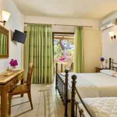 Отель Abatis Греция, Агистри - отзывы, цены и фото номеров - забронировать отель Abatis онлайн комната для гостей фото 2
