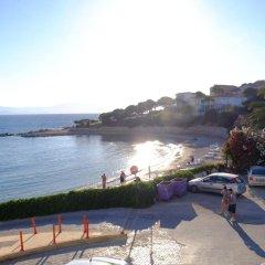 Mert Hotel пляж фото 2