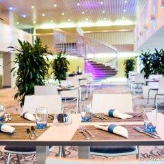 Отель Novotel Poznan Centrum Познань помещение для мероприятий