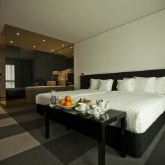 Graffit Gallery Design Hotel в номере