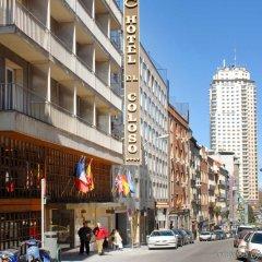 Отель Exe Hotel El Coloso Испания, Мадрид - 2 отзыва об отеле, цены и фото номеров - забронировать отель Exe Hotel El Coloso онлайн фото 2