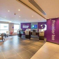 Отель Premier Inn London St.Pancras Великобритания, Лондон - отзывы, цены и фото номеров - забронировать отель Premier Inn London St.Pancras онлайн детские мероприятия фото 2