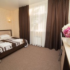 Гостиница Акварель Family комната для гостей фото 4