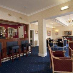 Old Waverley Hotel гостиничный бар