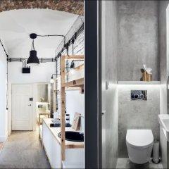Отель P&O Apartments Loft 58 Польша, Варшава - отзывы, цены и фото номеров - забронировать отель P&O Apartments Loft 58 онлайн ванная фото 2