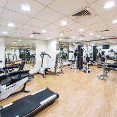 Отель Rolla Residence ОАЭ, Дубай - отзывы, цены и фото номеров - забронировать отель Rolla Residence онлайн фитнесс-зал