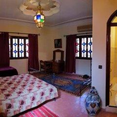 Отель Riad Marrat Марокко, Загора - отзывы, цены и фото номеров - забронировать отель Riad Marrat онлайн комната для гостей фото 5