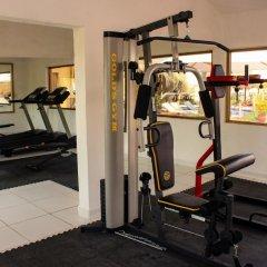 Hotel Plaza Tucanes фитнесс-зал фото 2