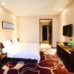 Отель Insail Hotels Railway Station Guangzhou комната для гостей фото 3