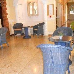 Отель Marbella Испания, Курорт Росес - отзывы, цены и фото номеров - забронировать отель Marbella онлайн интерьер отеля фото 3