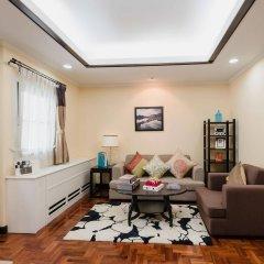 Отель Cnc Residence Бангкок комната для гостей фото 5
