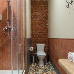 Апартаменты Homely на Громовой 8 Санкт-Петербург ванная