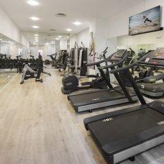 Отель Elba Sunset Mallorca Thalasso Spa фитнесс-зал