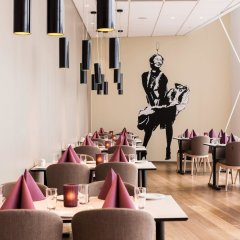 Отель Quality Hotel Edvard Grieg Норвегия, Берген - отзывы, цены и фото номеров - забронировать отель Quality Hotel Edvard Grieg онлайн гостиничный бар