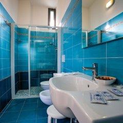 Отель Eiffel Римини ванная фото 2