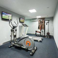 metro Hotel фитнесс-зал