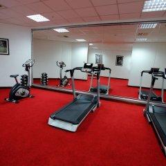 Отель City Palace фитнесс-зал фото 3