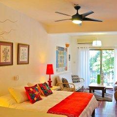 Hotel Petit Mercedes Puerto Vallarta комната для гостей