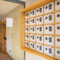 Отель CADET Residence Франция, Париж - 1 отзыв об отеле, цены и фото номеров - забронировать отель CADET Residence онлайн интерьер отеля