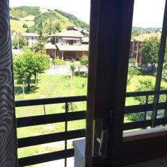 Отель Albergo Ester di Fossi Laura Римини комната для гостей фото 4