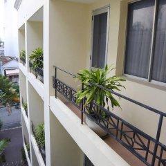 Hoang Ha Hotel балкон
