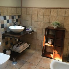 Hotel Rústico Casa das Veigas ванная