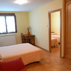 Hotel Camping Bielsa комната для гостей фото 2