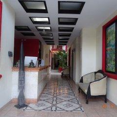 Отель Maya Turquesa Мексика, Плая-дель-Кармен - отзывы, цены и фото номеров - забронировать отель Maya Turquesa онлайн интерьер отеля