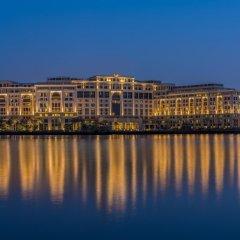 Отель Palazzo Versace Dubai пляж фото 2