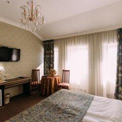 Отель Шери Холл 4* Стандартный номер фото 34