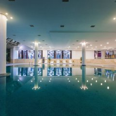 Гостиница Ramada Plaza Astana Hotel Казахстан, Нур-Султан - 3 отзыва об отеле, цены и фото номеров - забронировать гостиницу Ramada Plaza Astana Hotel онлайн бассейн фото 2