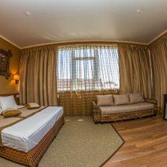 Гостиница La Terrassa 3* Стандартный номер с двуспальной кроватью фото 16