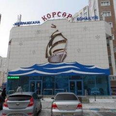 Гостиница Корсар Казахстан, Нур-Султан - 1 отзыв об отеле, цены и фото номеров - забронировать гостиницу Корсар онлайн парковка