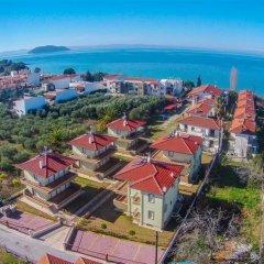 Отель Olive Village Греция, Ситония - отзывы, цены и фото номеров - забронировать отель Olive Village онлайн пляж